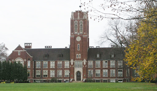 Grove City College - Physical Plant